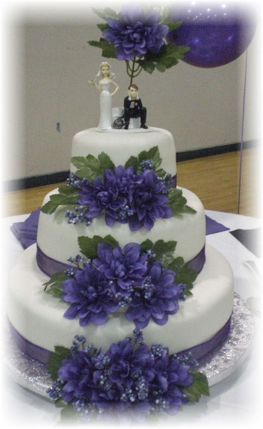 Purple_Wedding.jpg on Cake Central