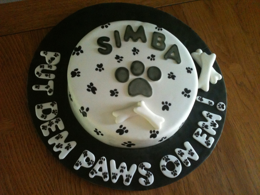 Simba!! on Cake Central