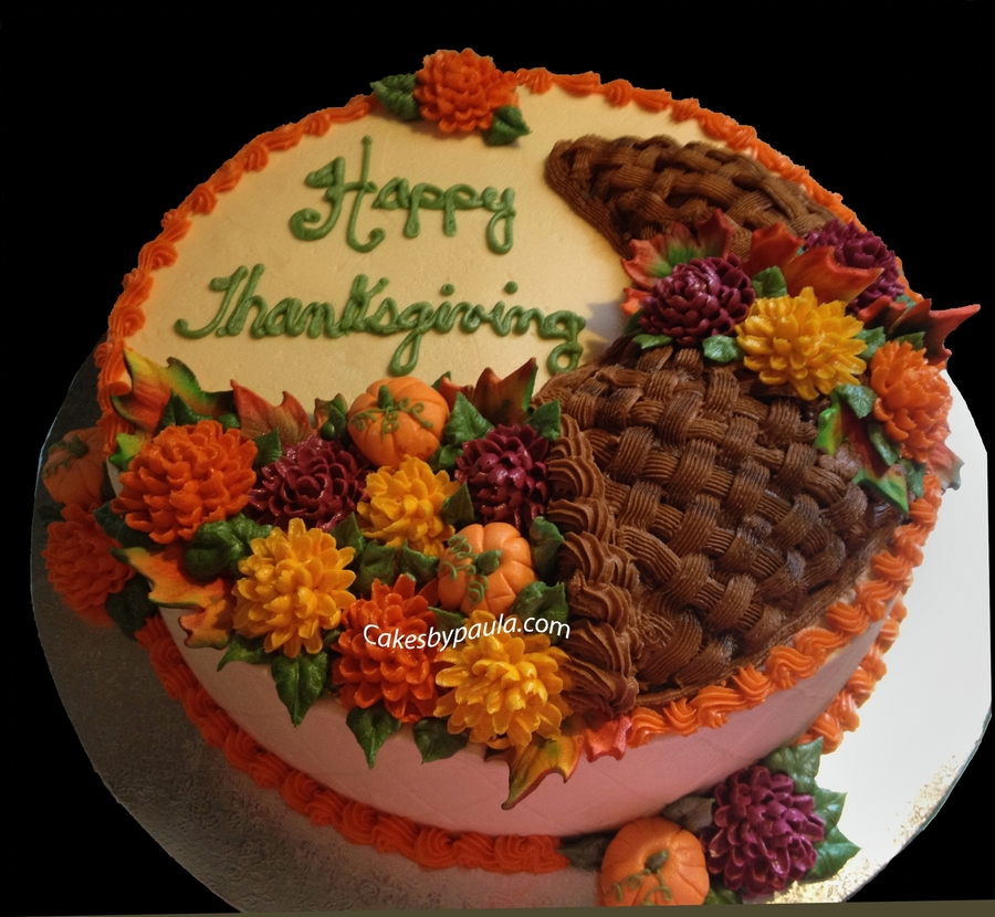 Thanksgiving on Cake Central
