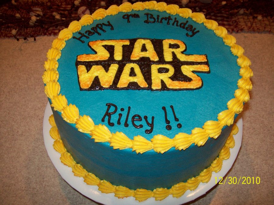 Star Wars!  on Cake Central