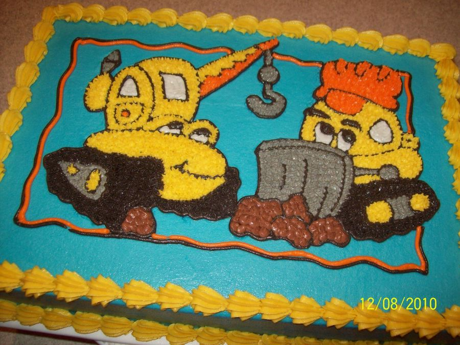 Construction! on Cake Central