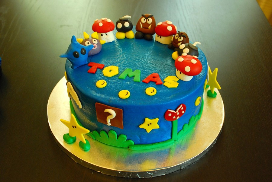 Butter Cake Recipe In Sinhala Download: Super Mario Cake And Cupcakeschocolate Cake With