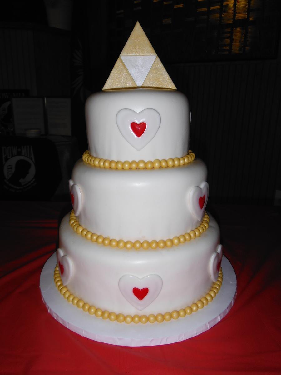 Zelda Birthday Cake Topper