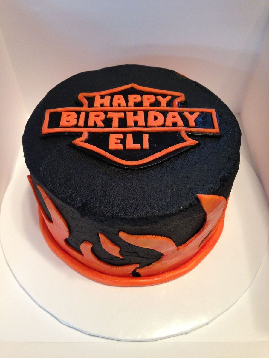 Enjoyable Motorcycle Birthday Cake Cakecentral Com Funny Birthday Cards Online Alyptdamsfinfo