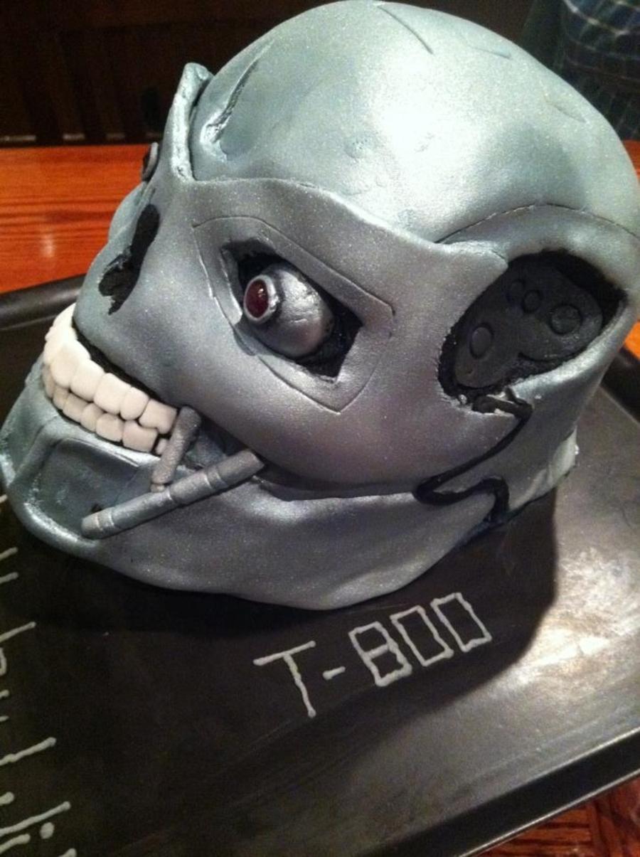 Terminator Cake Cakecentral Com