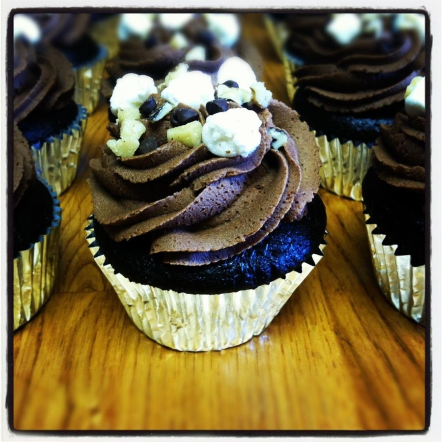 Rocky Road Cupcake  on Cake Central