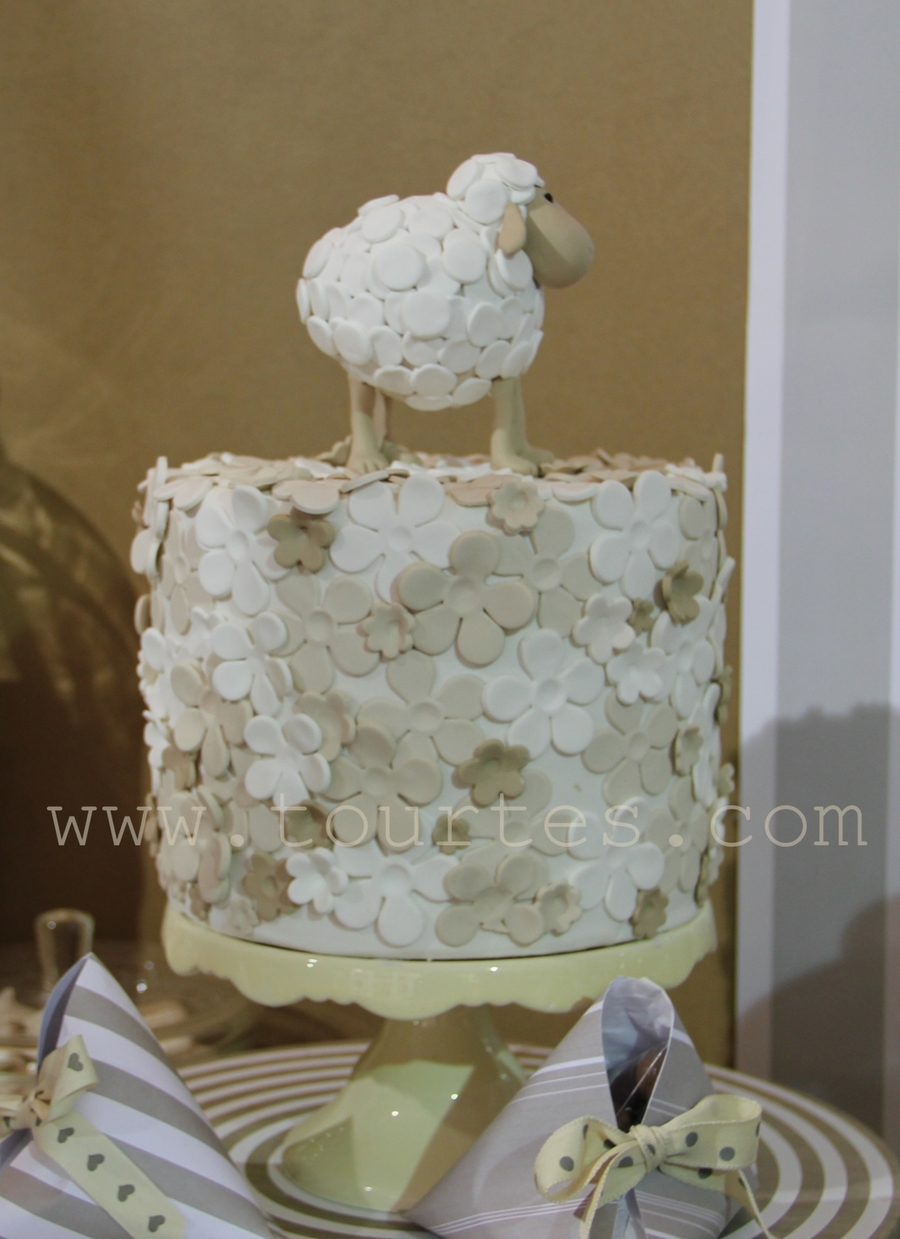 Sheep Cake Cakecentral Com