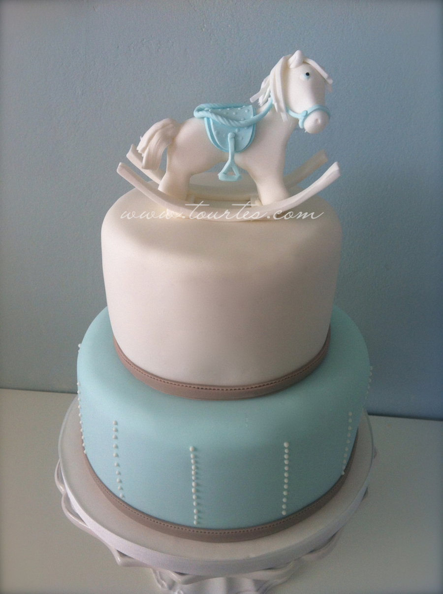 Rocking Horse on Cake Central