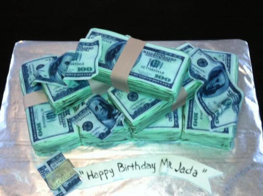 Stacks Of Money Cakecentral Com