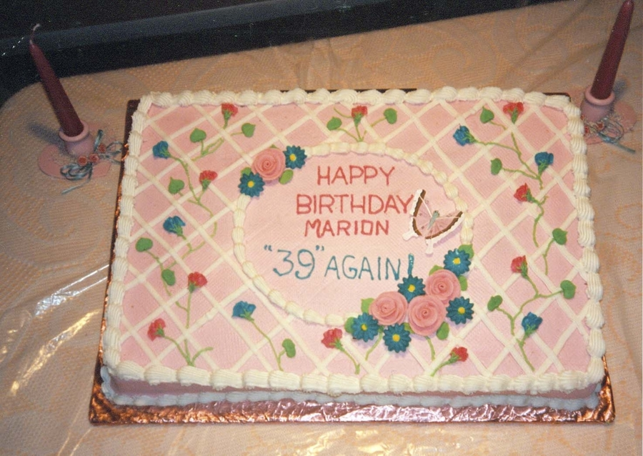 """39"" Again on Cake Central"