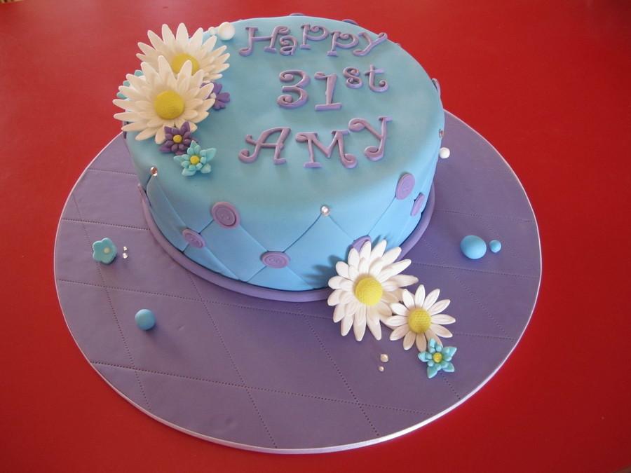31st Birthday Cake Cakecentral