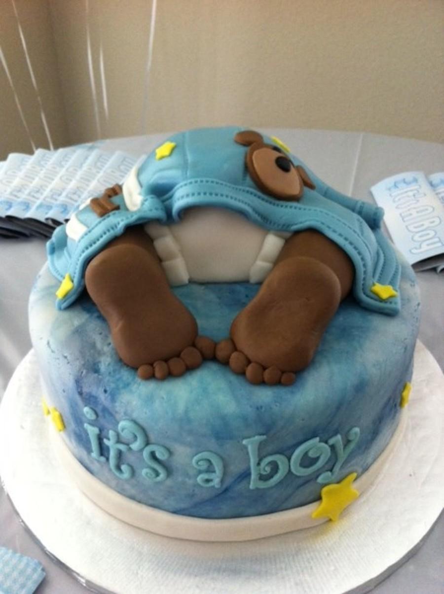 Butt Cake Baby