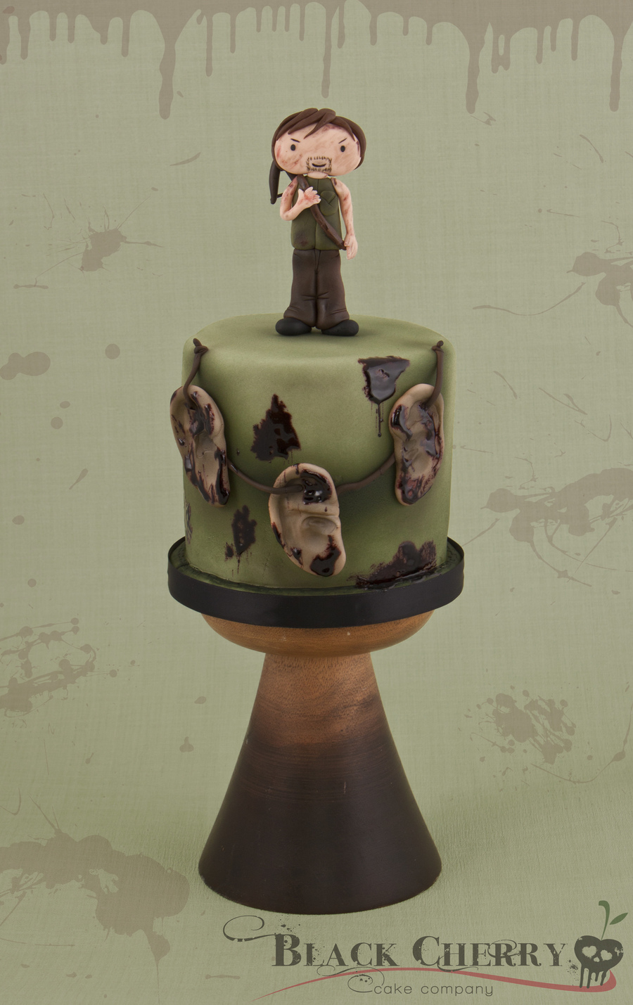 The Walking Dead - Daryl Dixon Cake on Cake Central