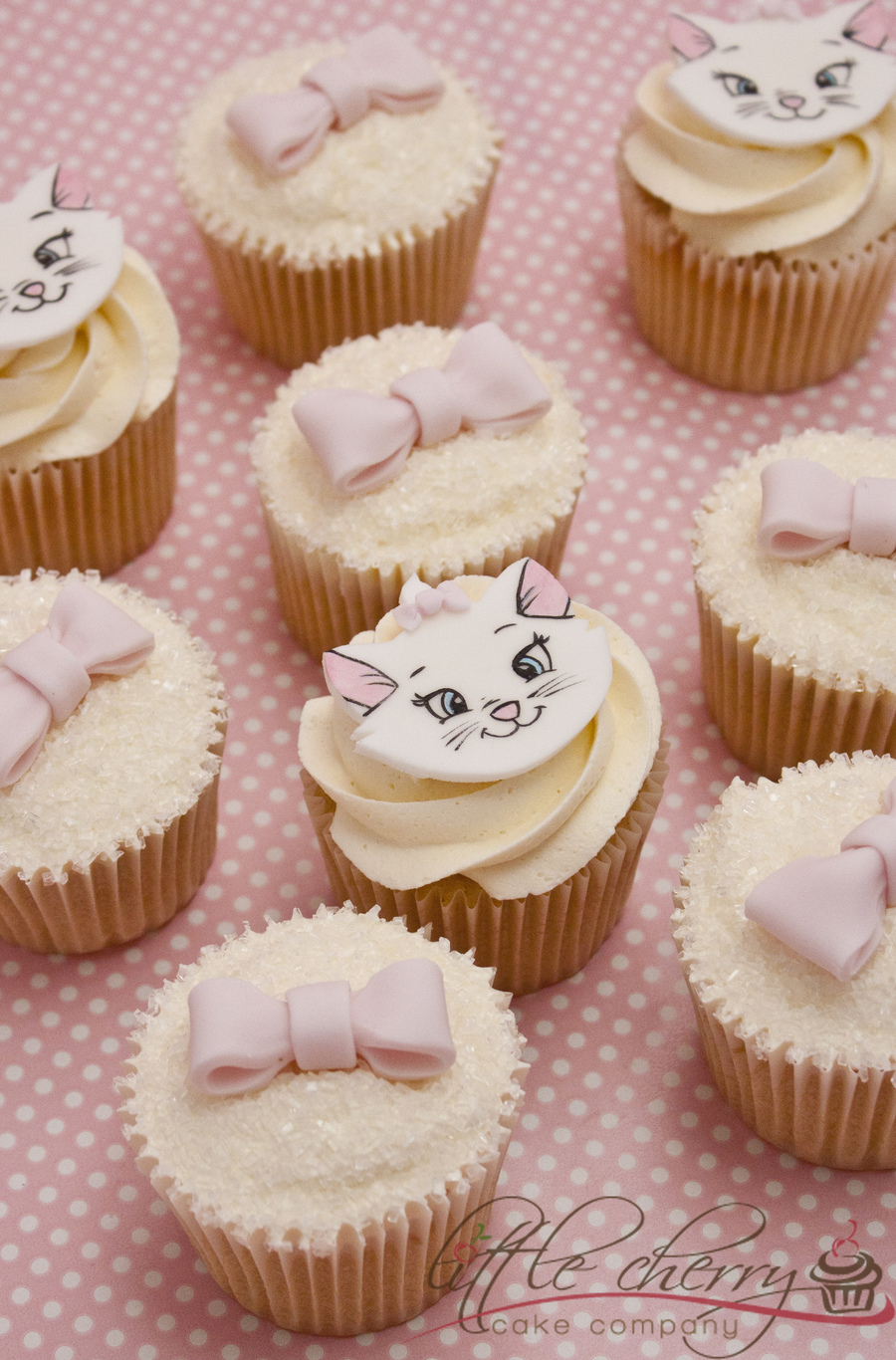 Marie Aristocats Cupcakes on Cake Central