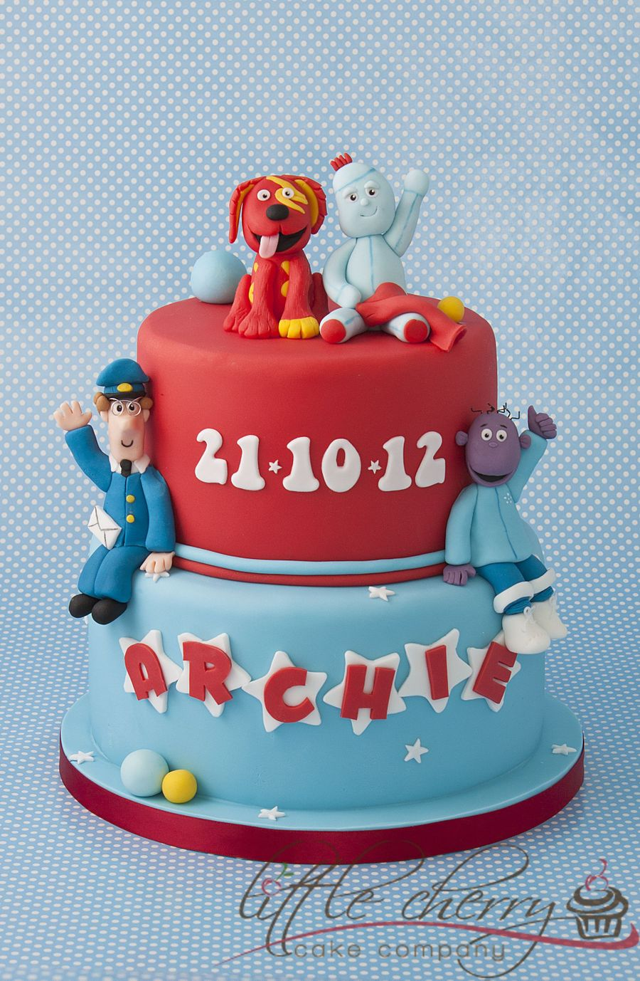 Cbeebies Cake  on Cake Central