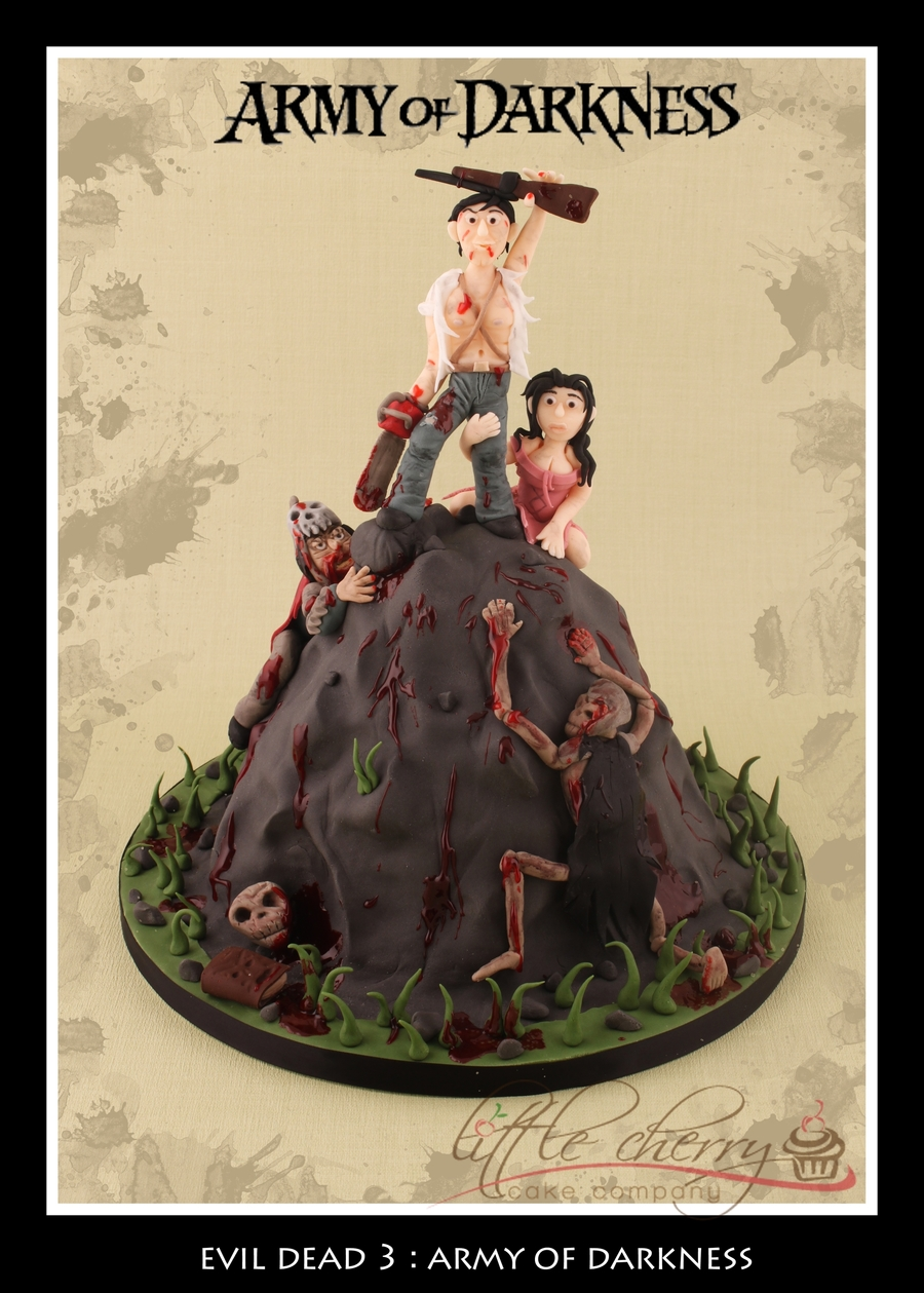 Army Of Darkness on Cake Central
