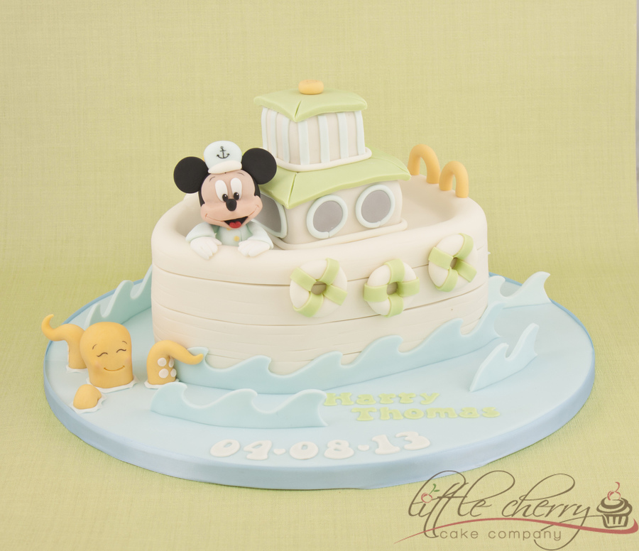 Sailor Mickey on Cake Central