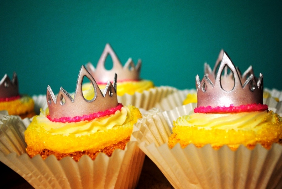 Crown Cupcakes on Cake Central