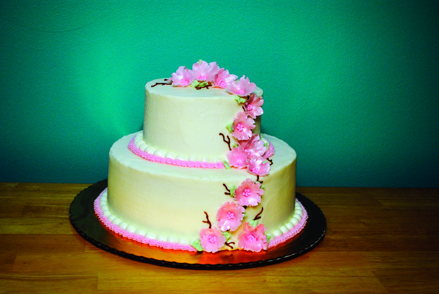 Cherry Blossom on Cake Central