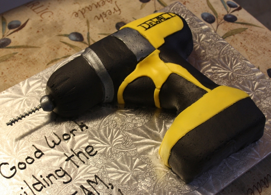 Drill Cake on Cake Central