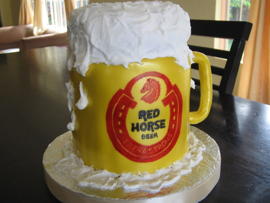 Red Horse - CakeCentral.com