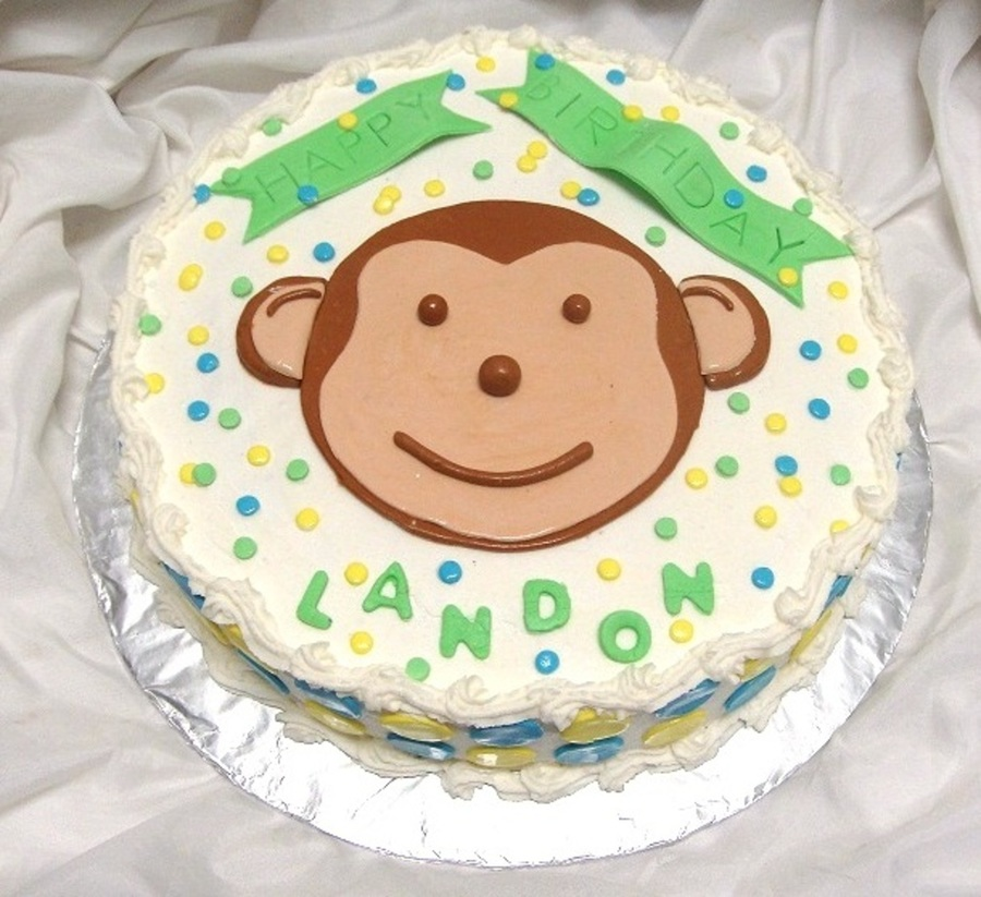 Mod Monkey  on Cake Central