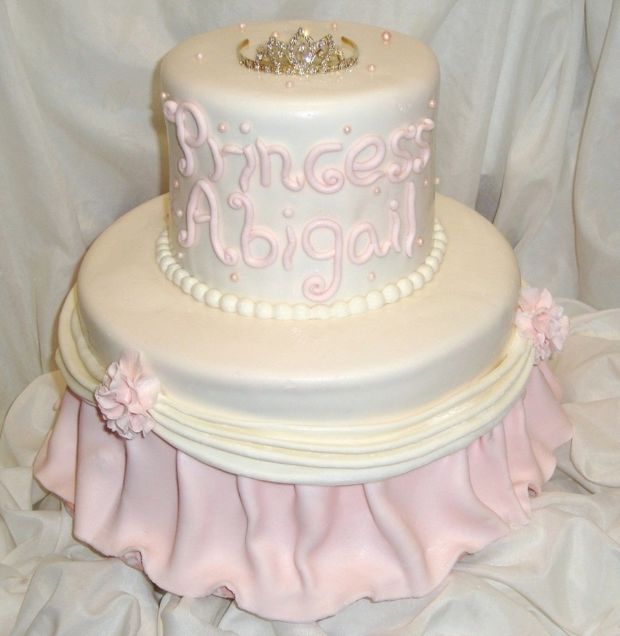 Princess Abigail on Cake Central