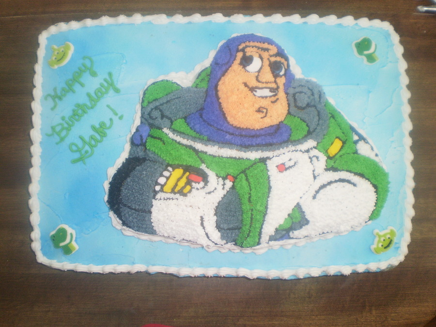 Buzz Light Year on Cake Central