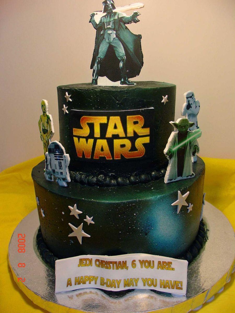 Quot Star Wars Quot Cakecentral Com