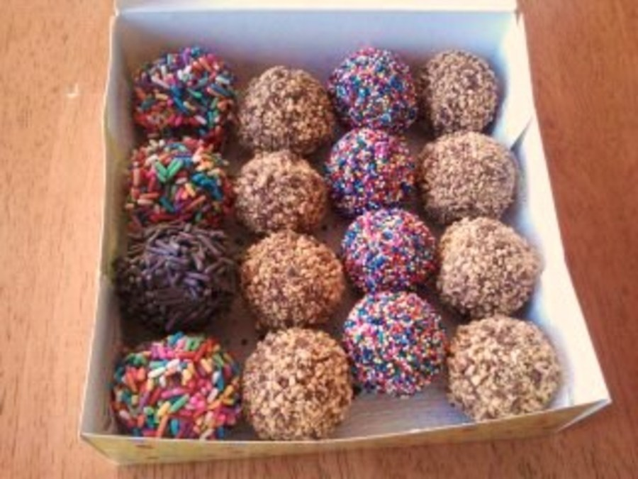 Cake Pop Mix on Cake Central