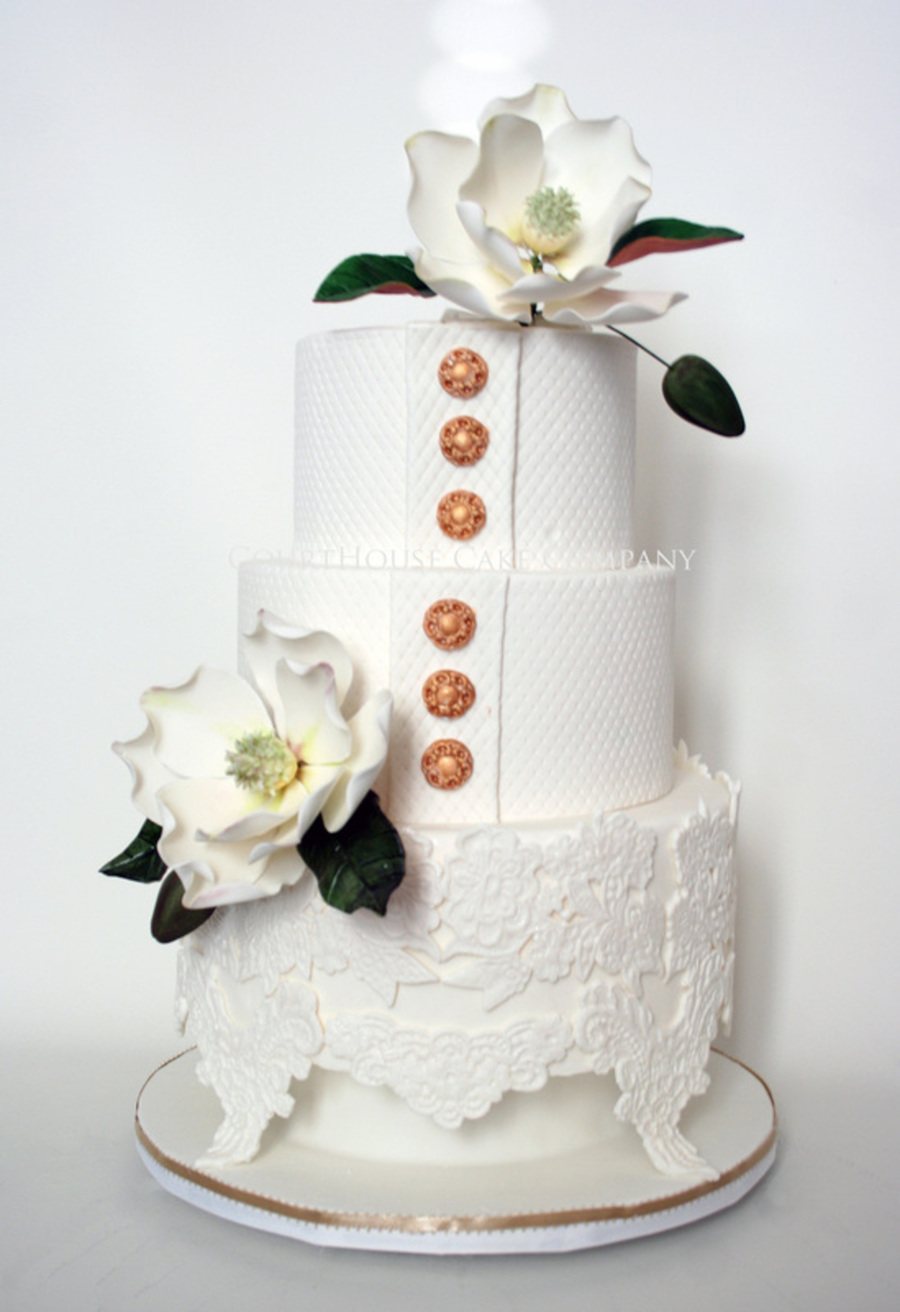 Lace And Magnolia on Cake Central