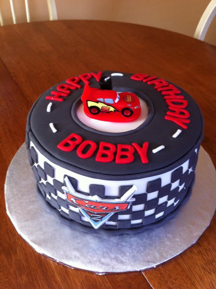Cars Disney Cake Decorating