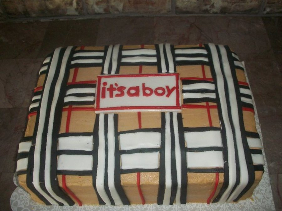 Burberry on Cake Central