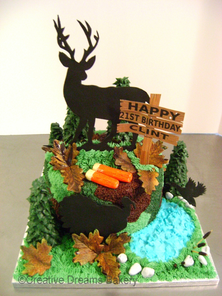 Hunting on Cake Central