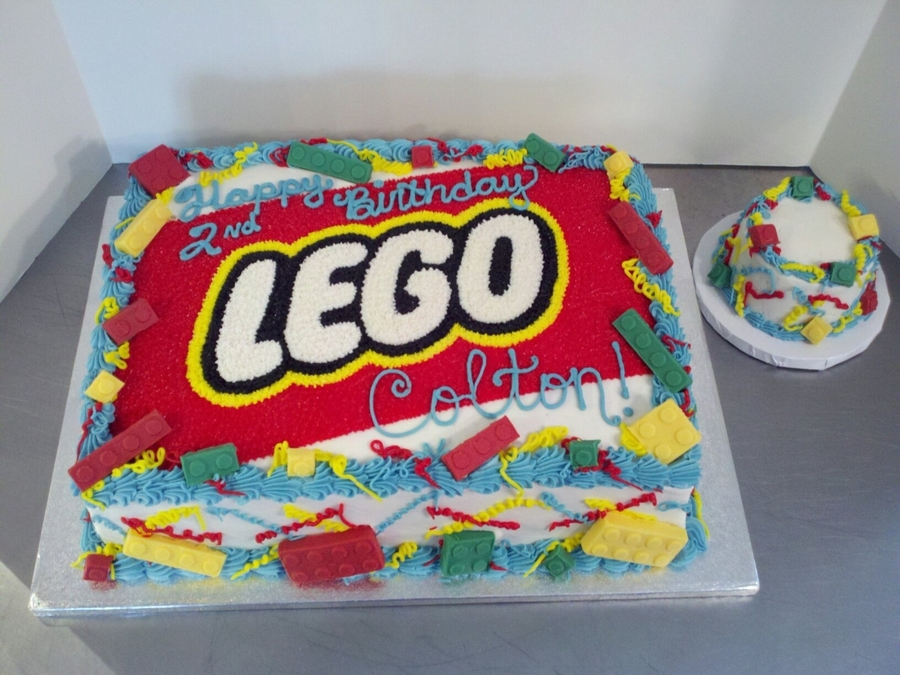 Lego  on Cake Central