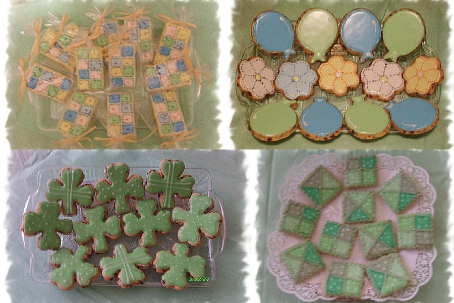 Cut-Out Cookies on Cake Central