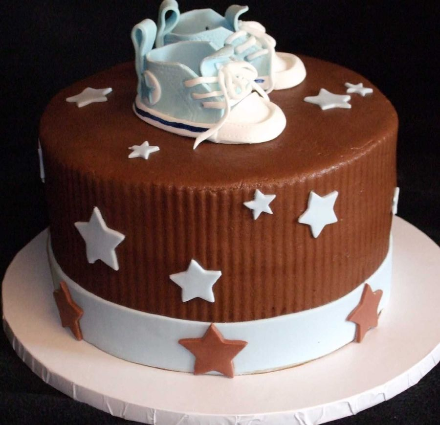 Converse Baby Shower on Cake Central