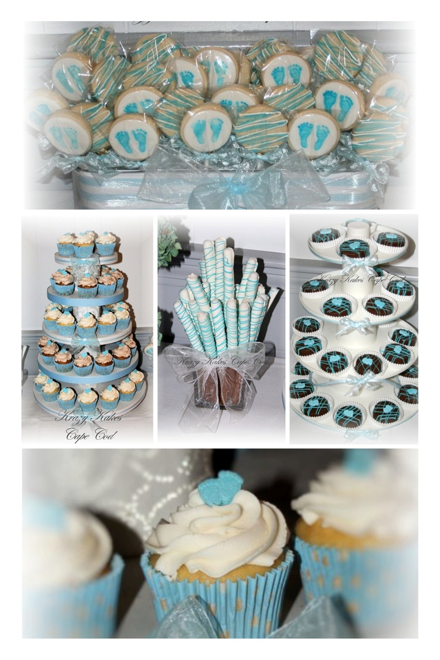 Boy Baby Shower on Cake Central