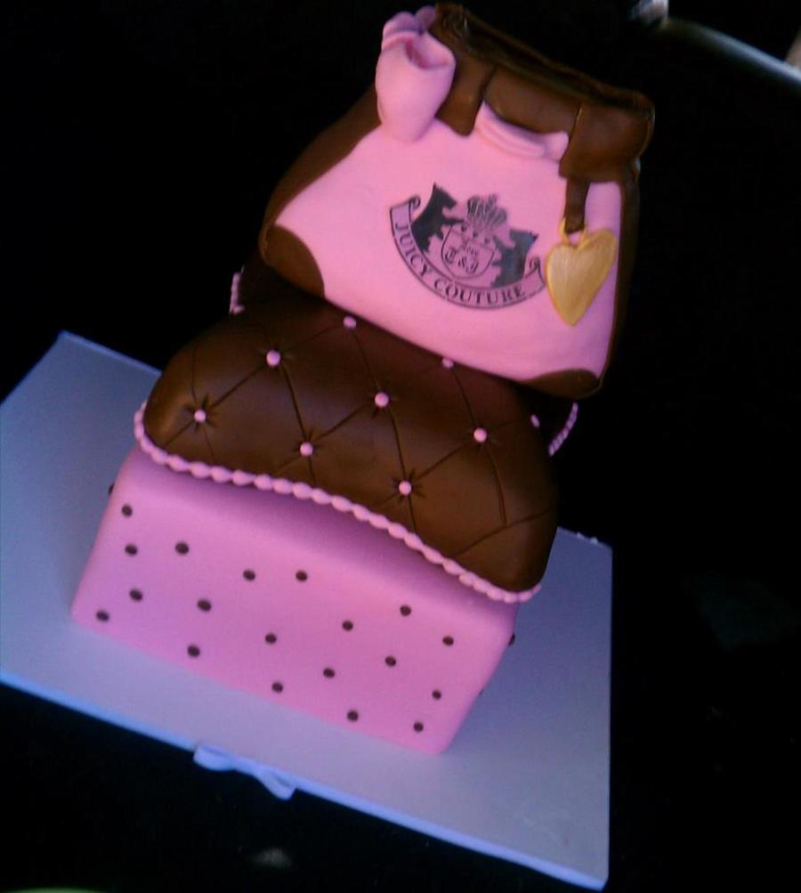 Juicy Couture Birthday on Cake Central