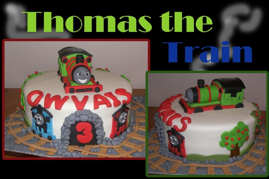 Thomas & Friends on Cake Central