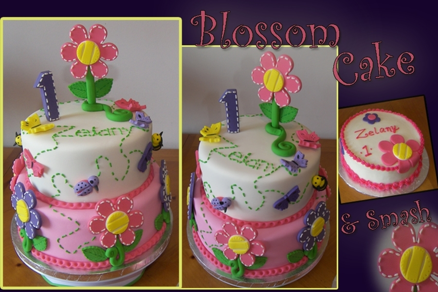 Blossom Cake on Cake Central