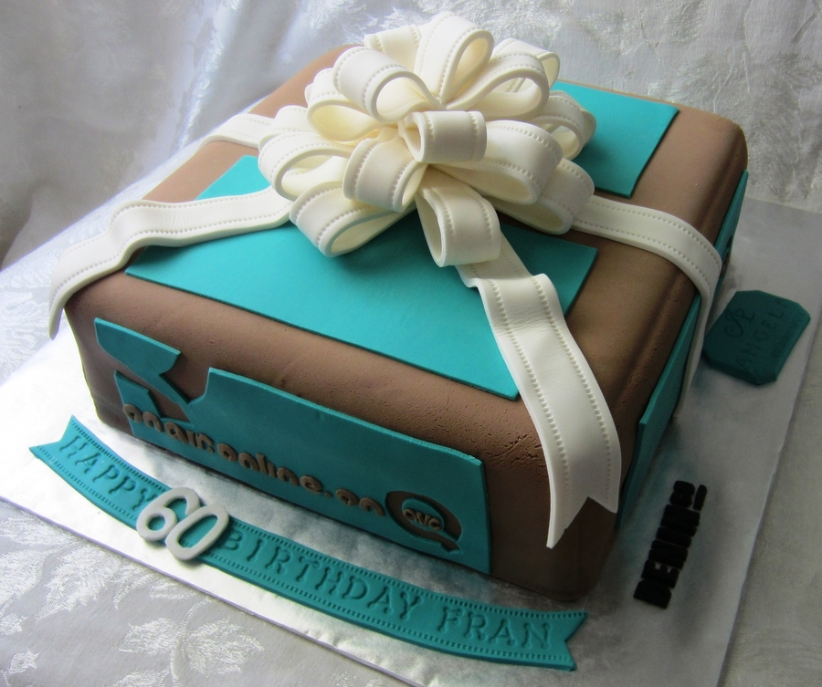 Special Qvc Delivery - CakeCentral com