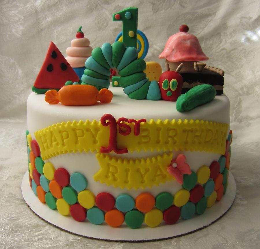 Торт для празднования 1 годика