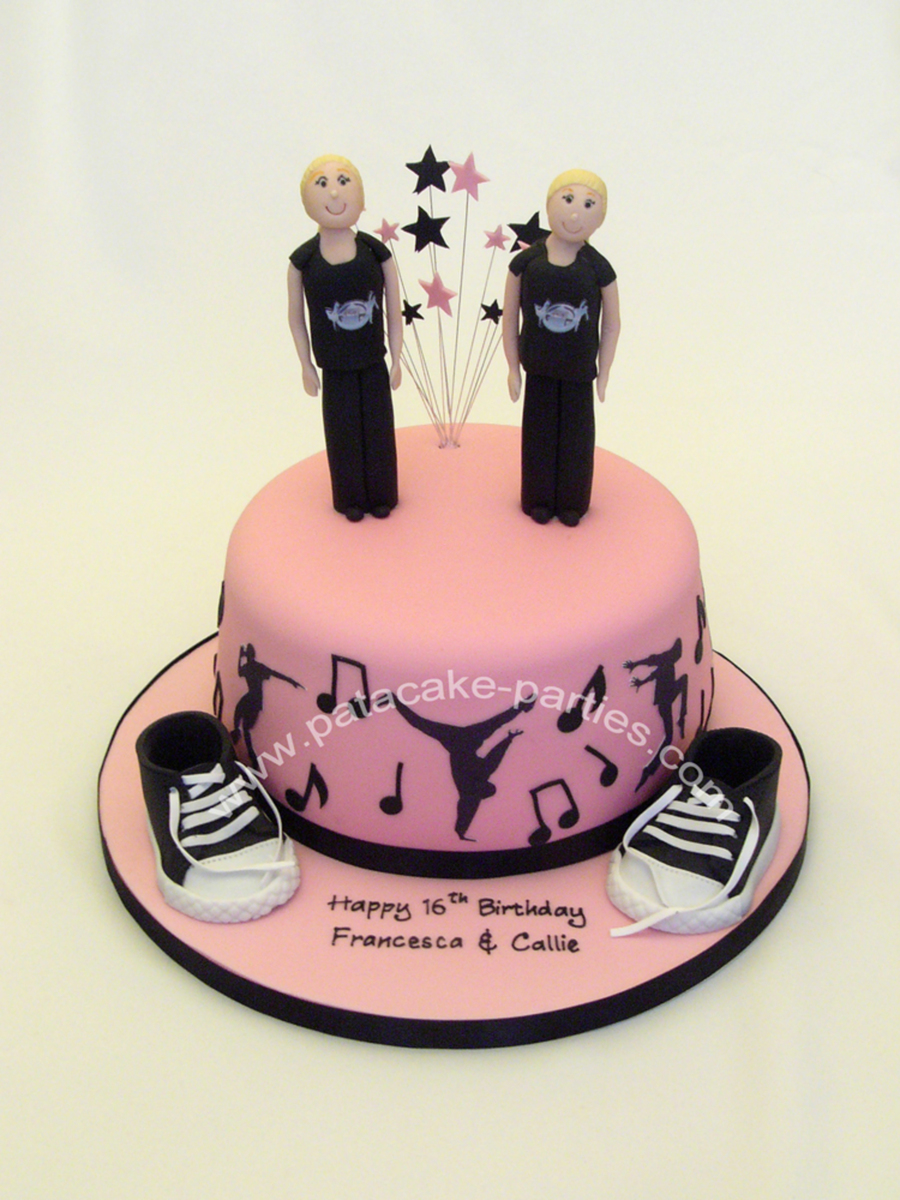 Fabulous Hip Hop Street Dance Cakecentral Com Funny Birthday Cards Online Inifodamsfinfo