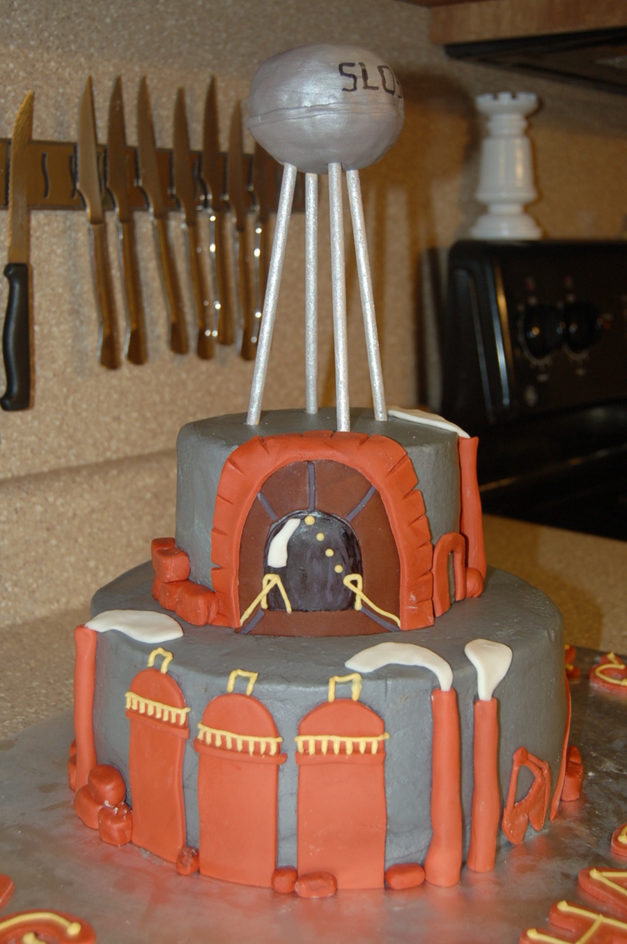 Sloss Furnace Cakecentral