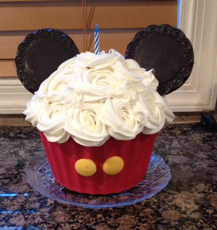 Mickey Mouse Birthday Cakes And Smash Cakes