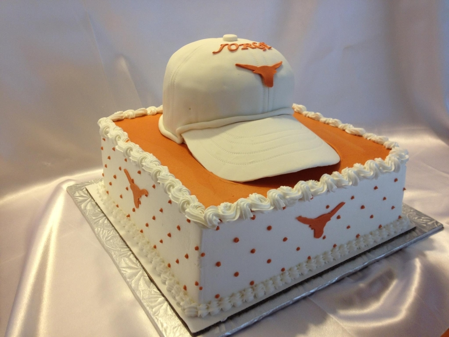 Ut Birthday on Cake Central