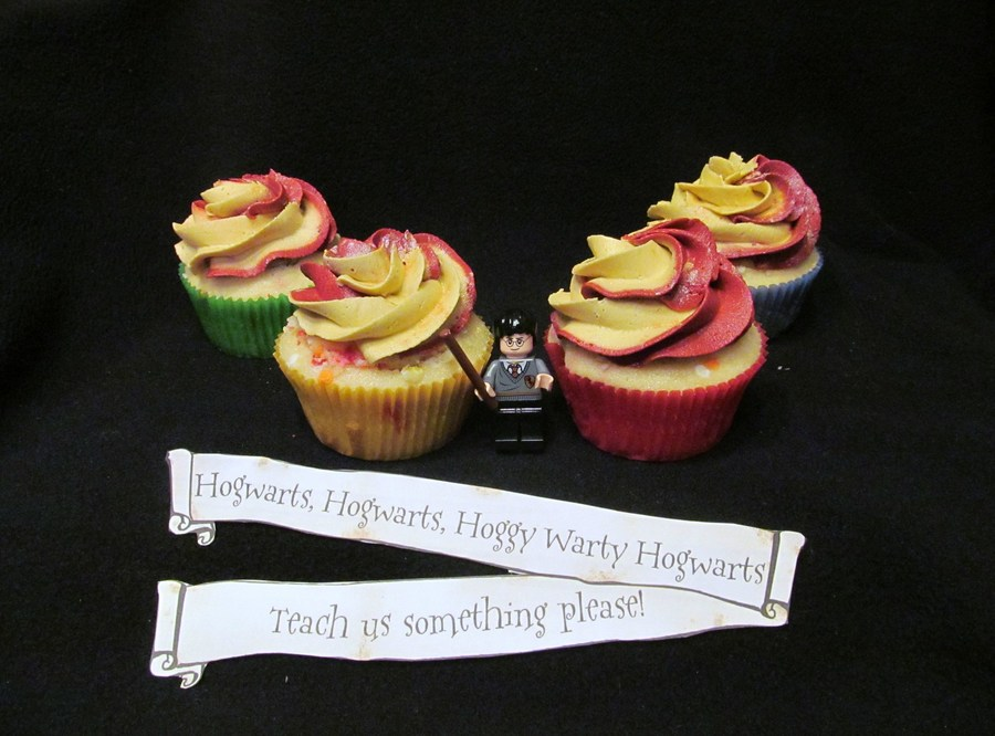 Harry Potter Cupcakes Cakecentral Com