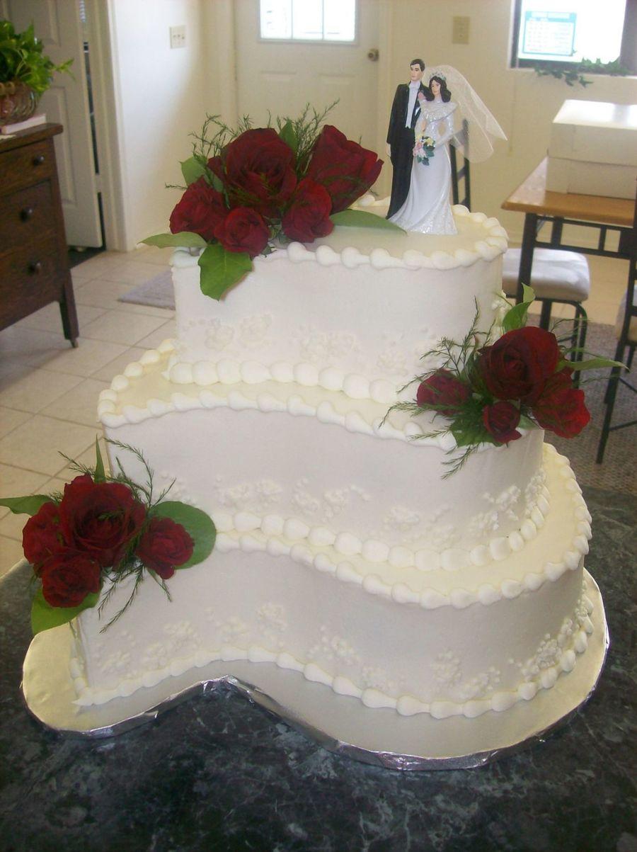 Paisley Wedding Cake Cakecentral Com