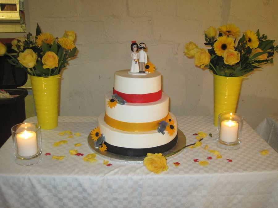 Cake For My Cousin 39 S Maryland Themed Wedding Maryland Blue Crabs And